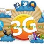 Các tiêu chuẩn của 3G thương mại