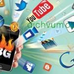 Công nghệ 3G mở rộng dịch vụ thông tin và liên lạc