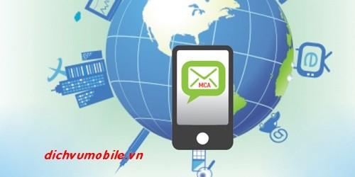 Dịch vụ MCA Vinaphone