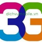 Lợi ích của dịch vụ 3G ?
