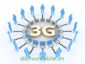 Lợi ích của 3G Mobifone