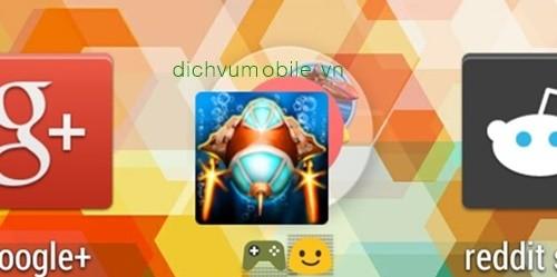 tao emoji thu muc android