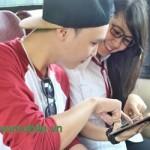 Trãi nghiệm 3G Mobifone miễn phí trên xe bus dành cho sinh viên