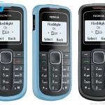 Cách phá mật khẩu điện thoại Nokia đen trắng 1200, 1100i, 1202