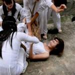 Clip học sinh thcs An Tiên, Mỹ Đức, Hà Nội đánh nhau dã man