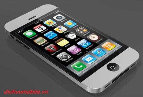 THAY ĐỔI GIAO DIỆN CHO IPHONE