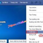Hướng dẫn chặn lời mời chơi Pirate kings từ Facebook