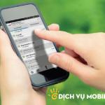 Cách kiểm tra dung lượng data 3g Vinaphone tốc độ cao còn lại