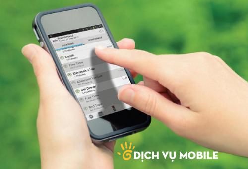 Cách kiểm tra dung lượng data 3G Vinaphone