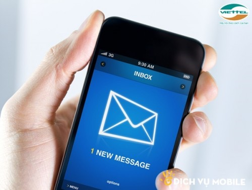 Gói khuyến mãi sms400 Viettel