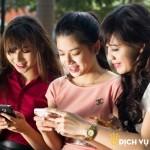 Gói khuyến mãi S50 Vinaphone miễn phí 50 tin nhắn nội mạng chỉ 3.500đ