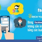 Cách sử dụng Facebook không cần internet với SMS Facebook