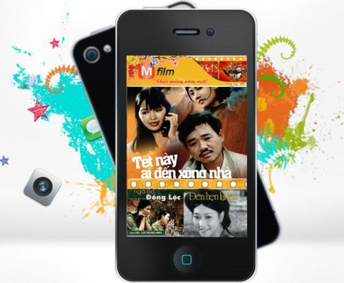 Dịch vụ mFilm Mobifone 1