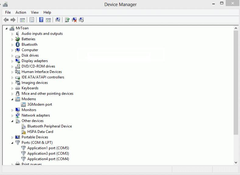 Sưa lỗi Fastconnect không kết nối được mạng