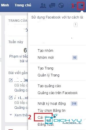 Chan tin nhan facebook 1