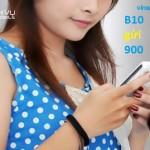Đăng ký gói B10 của Vinaphone miễn phí phút gọi, tin nhắn…chỉ 2.500đ