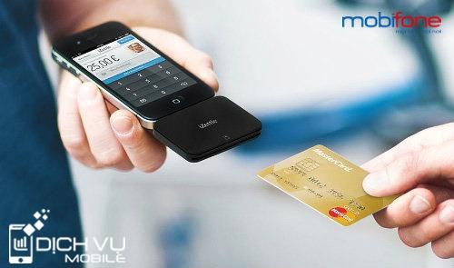 Huong dan nap tien va thanh toan online tren Mobifone.vn