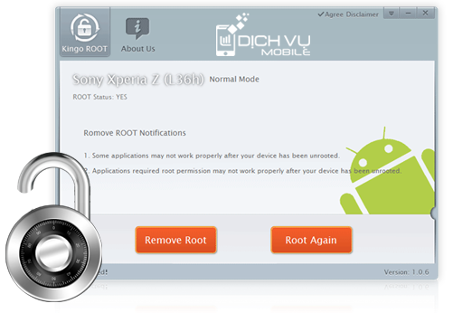 Root android voi mot cu nhap chuot 1