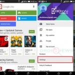 Cách tắt tính năng cập nhật tự động ứng dụng trên Android