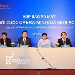 Đăng ký gói cước 3g Opera Mini của Mobifone trọn gói