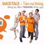Gói gọi nội mạng Maxi Talk Vietnamobile miễn phí 6 tiếng