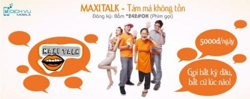 Goi cuoc goi noi mang Maxi talk Vietnamobile