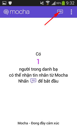 Tao nick Mocha Messenger Viettel 2