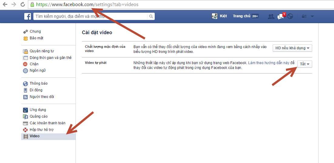 Cach tat che do tu phat Video tren facebook-1