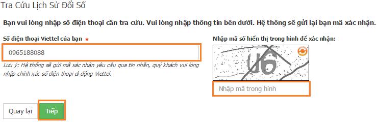Huong dan doi so giu sim Viettel8