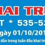Tưng bừng khai trương cửa hàng giao dịch VNPT- Vinaphone tại HCM