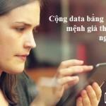 Khuyến mãi Mobifone cộng 50% data Fast connect ngày 4/9/2015