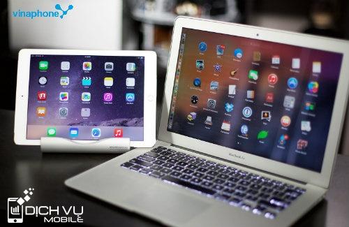 Vinaphone cung cap 4G vao thang 10-2015 khong can doi sim