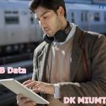 Khuyến mãi đăng ký gói MIUMT của Mobifone với 5GB data