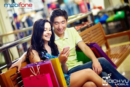 Khuyen mai hoa mang Mobifone tra sau thang 10-2015