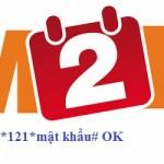Cách đổi tiền thành ngày sử dụng với M2D của Mobifone