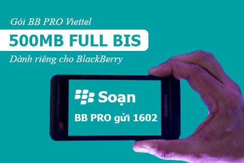 Dang ky goi BB Pro cua Viettel