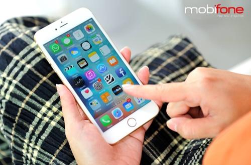 Mobifone khuyến mãi 50% giá trị thẻ nạp ngày 3/12/2015
