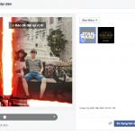 Cách tạo Avatar Facebook với hiệu ứng tia sáng Star Wars