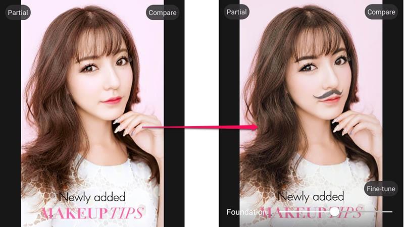 Huong dan cach su dung makeup plus