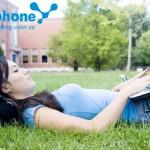 Đăng ký gói D70 của Vinaphone cho Ezcom ưu đãi 6Gb data