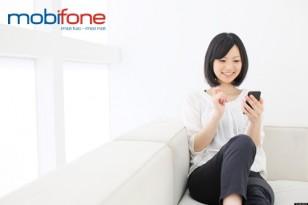 Khuyến mãi 50% thẻ nạp với thách thức tuần Mobifone 24 - 31/12