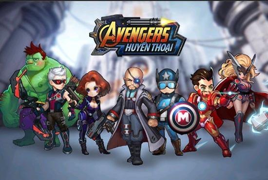 Game Avengers huyền thoại