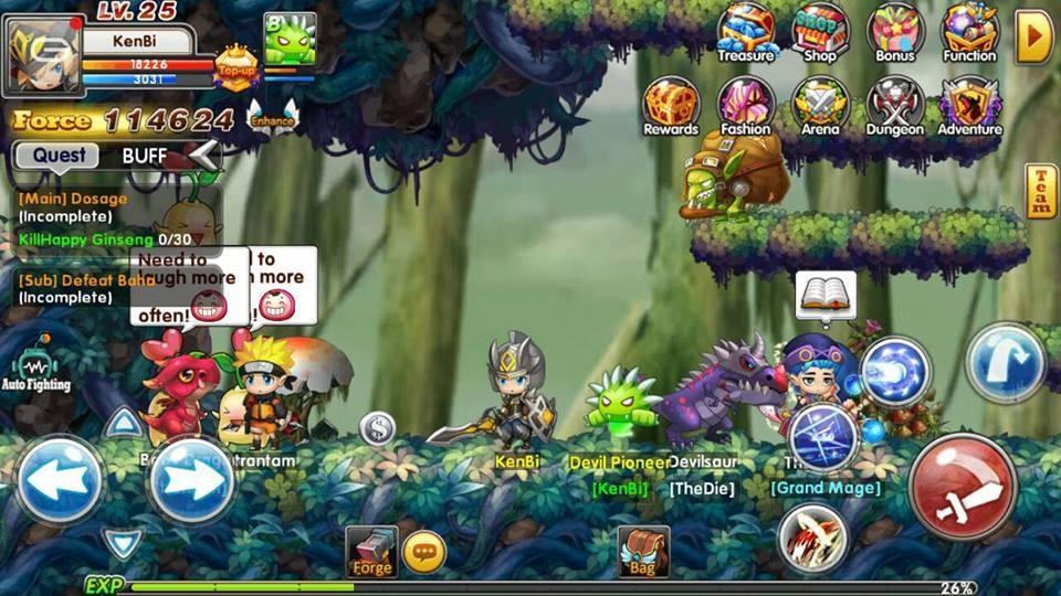 Game Luyen Rong Soha