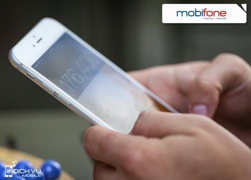 Cách đăng ký 3G Mobifone cho iPhone 6, 6Plus