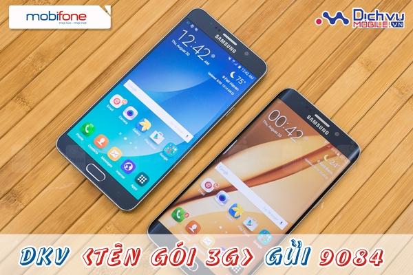 Cách đăng ký 3g Mobifone cho Samsung Glaxy S6 và Note 5