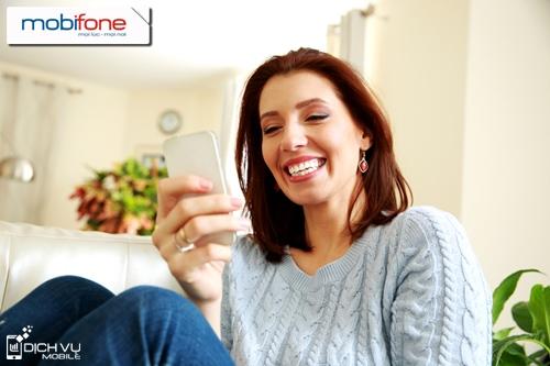 Cười thỏa sức với dịch vụ Cùng nhau cười Mobifone