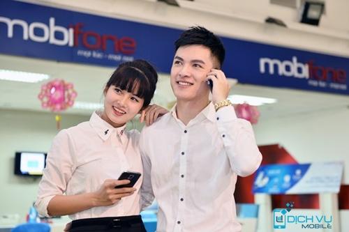 Mobifone khuyến mãi hòa mạng trả sau tháng 01/2016