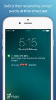 Cách hẹn giờ gửi tin nhắn không cần jailbreak iPhone