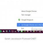 Hướng dẫn cách tắt chế độ chạy ngầm của Google Chrome