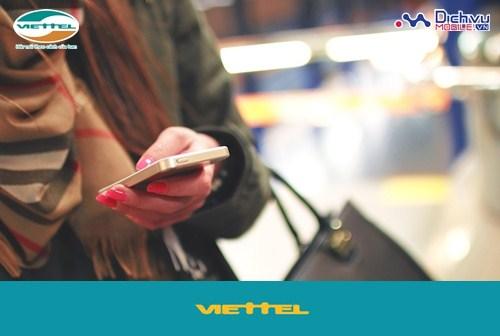 Đăng ký các gói cước 3G Viettel 2016